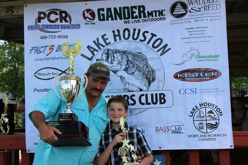Kids Bass Fishing Tournament