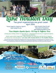 Lake Houston Day 2015